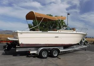 Used Sea Ray 215 Cuddy Fisherman Walkaround Fishing Boat For Sale