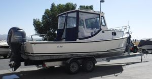 Used Eastern Seaway Saltwater Fishing Boat For Sale
