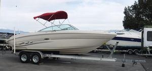Used Sea Ray 220 Select Bowrider Boat For Sale
