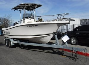 Used Defiance Commander 220 NT Center Console Fishing Boat For Sale