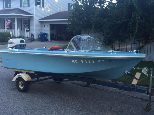 Used Sea Ray 500 Other Boat For Sale