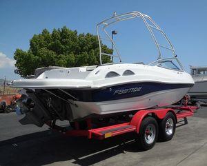 Used Ebbtide 2300 Z-Trak SS Bow Rider Bowrider Boat For Sale