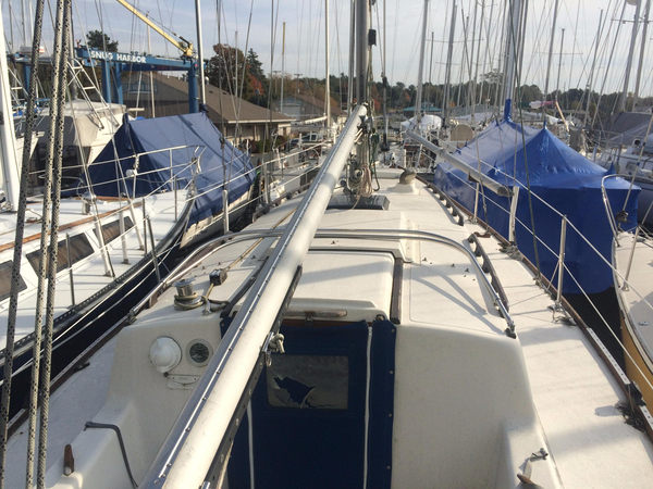 Used Morgan 35 Sloop Sailboat For Sale