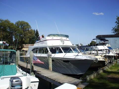 Used Silverton Flybridge Sedan Other Boat For Sale