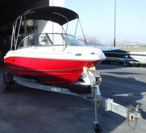 Used Sea Ray 175 Bow Rider Bowrider Boat For Sale