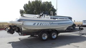 Used Novurania CL 650 Center Console Fishing Boat For Sale