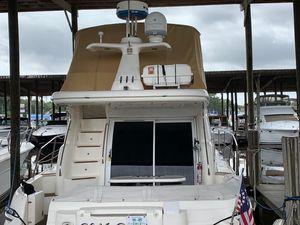 Used Sealine F44 Flybridge Motor Yacht For Sale