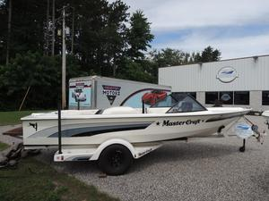 Used Mastercraft Prostar 190 Bowrider Boat For Sale