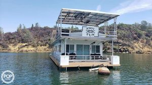 Used Emerald Bay 20 x 70 House Boat For Sale