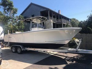 Used Sailfish 266 CC Center Console Fishing Boat For Sale