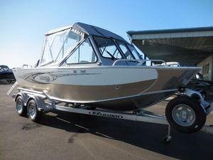 New Hewescraft 180 Pro-V w/ET Freshwater Fishing Boat For Sale