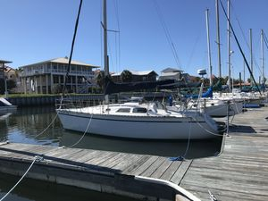 Used Hunter 30-2 Power Cruiser Sailboat For Sale