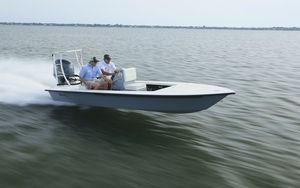 New Maverick 18 HPX-V Skiff Boat For Sale