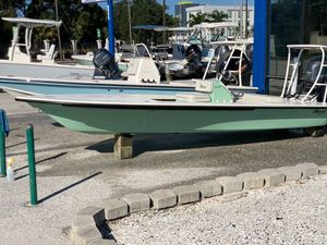 New Maverick Mirage 17 Hpx-v Skiff Boat For Sale