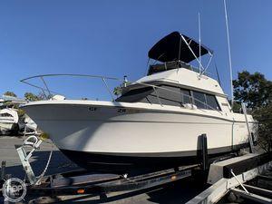 Used Carver 2667 Santa Cruz Sports Fishing Boat For Sale