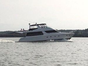 Used Carver 570 Voyager Pilothouse Boat For Sale