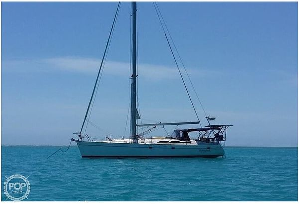 Used Catalina C470 Sloop Sailboat For Sale