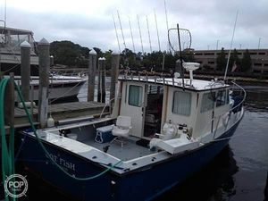 Used Down East T. JASON 35 Pilothouse Boat For Sale