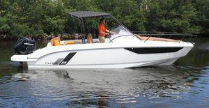 New Beneteau America Flyer 23 Sundeck Cuddy Cabin Boat For Sale