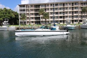 New Axopar 28 T-Top Center Console Fishing Boat For Sale