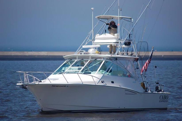 Used Cabo Yachts 35 Express Sports Fishing Boat For Sale
