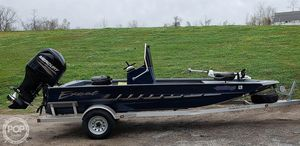 Used Excel F4 Pro Aluminum Fishing Boat For Sale