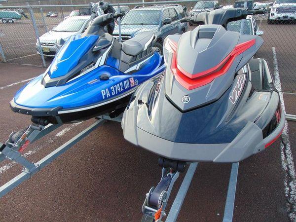 Used Yamaha Waverunner VXR HO/EX DLX Personal Watercraft Boat For Sale