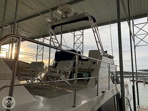 Used Harbor Master Coastal Cruiser 400 House Boat For Sale