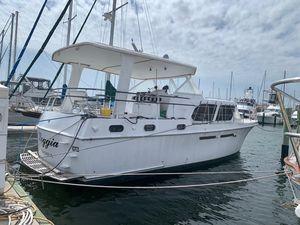 Used Hatteras 41 Aft Cabin Aft Cabin Boat For Sale
