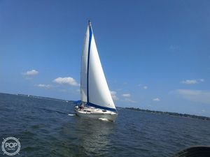 Used C & C Yachts 34 Racer and Cruiser Sailboat For Sale