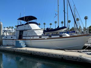 Used Gulfstar 43 Trawler Boat For Sale