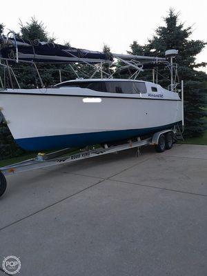 Used Hunter Edge Motorsailer Sailboat For Sale