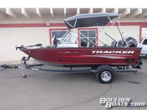 Used Tracker Pro Guide V-175 Combo Freshwater Fishing Boat For Sale