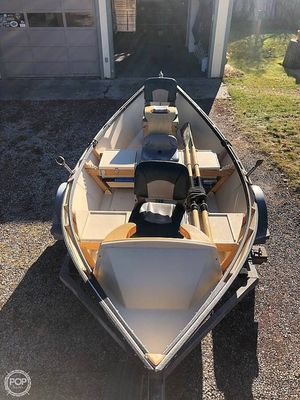 Used Boulder Boat Works Pro Guide Low Profile Cruiser Boat For Sale