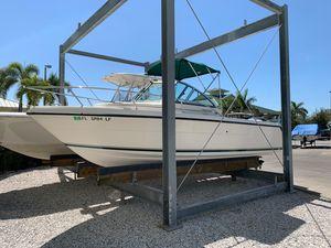 Used Pursuit 2270 Kodiak Center Console Fishing Boat For Sale