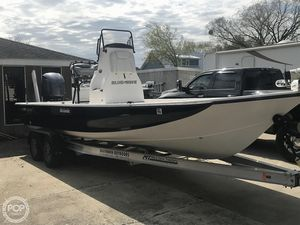 Used Blue Wave Open 250 SS Bay Boat For Sale