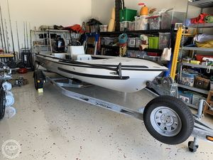 Used Hells Bay Guide Flats Fishing Boat For Sale
