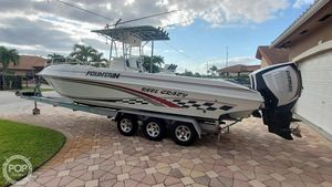 Used Fountain 31 CC Center Console Fishing Boat For Sale