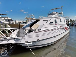 Used Nisa 40 Express Cruiser Boat For Sale