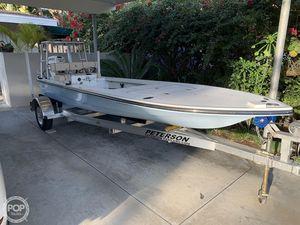 Used Beavertail Skiffs 16 Micro Skiff Fishing Boat For Sale