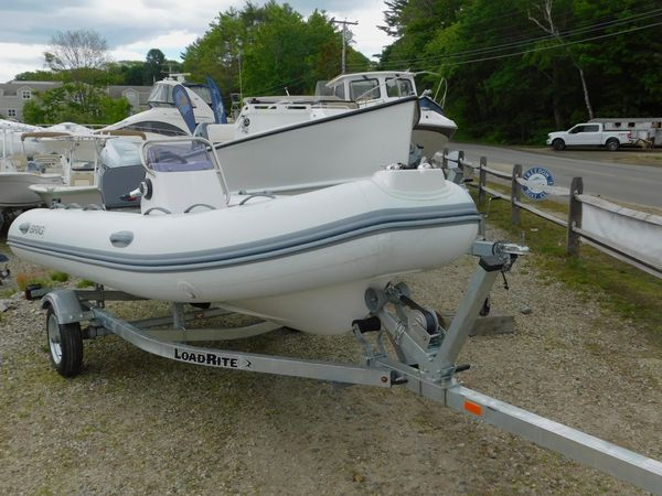 New Brig Inflatables Falcon Tender 420 Rigid Sports Inflatable Boat For Sale