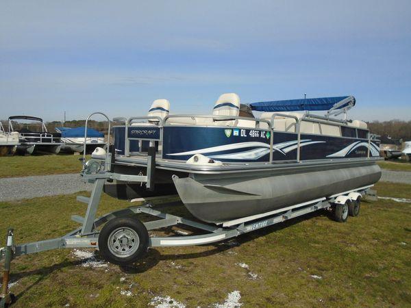 Used Starcraft Starfish 246 Pontoon Boat For Sale