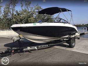 Used Scarab 195 G Jet Boat For Sale