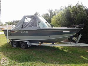 Used Lund Fisherman 2000 Bass Boat For Sale