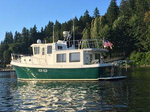 Used American Tug 34 Cruiser Boat For Sale
