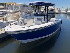 Used Blackfin 212 CC Center Console Fishing Boat For Sale