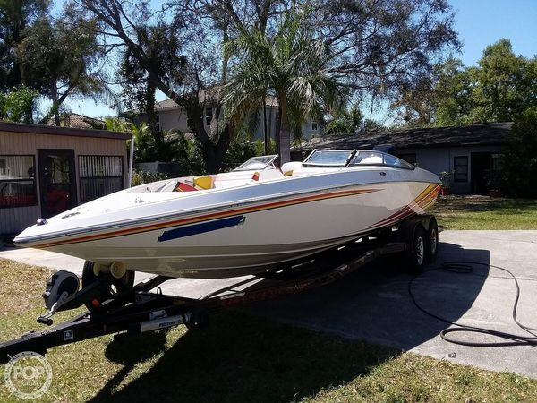 Used Checkmate BRX 2400 PULSARE High Performance Boat For Sale