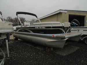 Used Avalon GS 2385CR Pontoon Boat For Sale