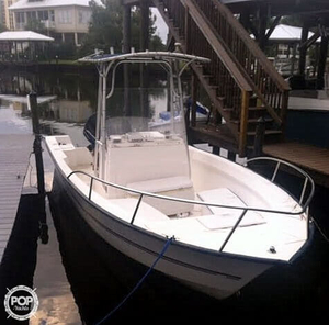 Used Palm Beach Whitecap 235 Bay Boat For Sale