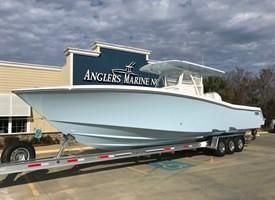 Used Invincible 39 Open Center Console Fishing Boat For Sale